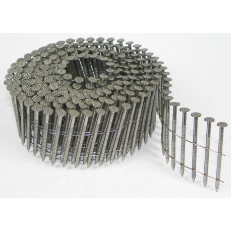 Prebena Coilnägel 16° 3,1 x 80 mm verzinkt /gerillt 3600 Stück