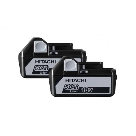 Hitachi BSL 1850 18 V ( 5,0 AH ) Akku Booster Pack