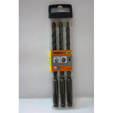 30 Stück SDS Plus Bohrer 8x165mm Hawera 266226 Bosch Makita