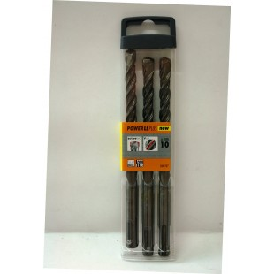 30 Stück SDS Plus Bohrer 10x165mm Hawera 266227 Bosch Makita