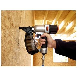 TJEP MX 50 Coilnagler für Holzschindeln Bieberschwänze