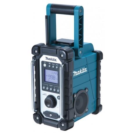 Makita DMR107 Akku Baustellenradio 7,2 - 18 V