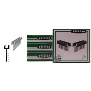 Prebena Kabelschellen Clip 10/18BK 2000 Stück