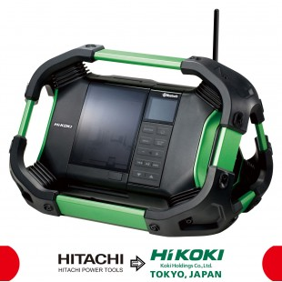 HiKOKI UR18DSDL AKKU RADIO DAB Bluetooth