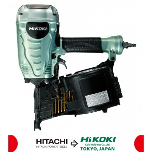 Hitachi NV 90AG Druckluftnagler Coilnagler 45-90 mm