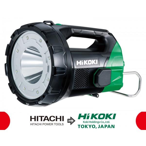 Hitachi UB 18 DSL Basic-Akku-Lampe