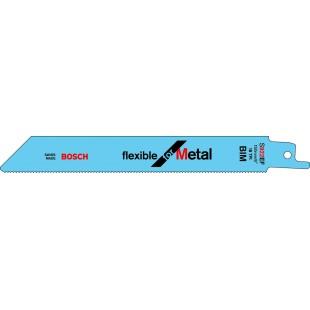 100 Stück Säbelsägeblätter S 922 EF Bosch for Metal