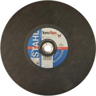 10 STAHL TRENNSCHEIBE 350 X 3X 25,4 MM