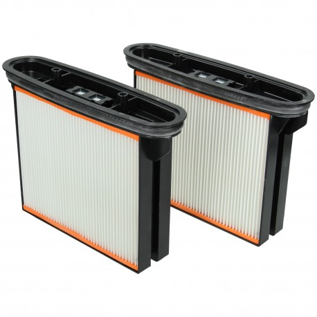 Filterkassette VPE 2 Stück für Bosch Hitachi Metabo Eibenstock Collomix Spit