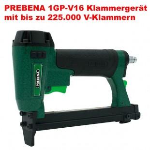 Prebena  1GP-V16 Klammergerät mit bis zu 225 000 V Klammern