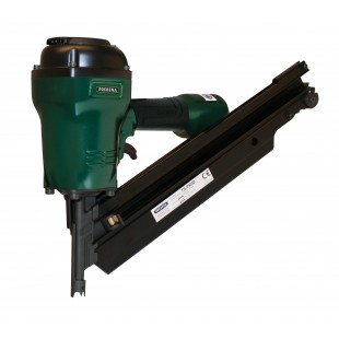 PREBENA Druckluftnagler 7S-PR90 für Halbkopfnägel der Type PR von 50 - 90 mm