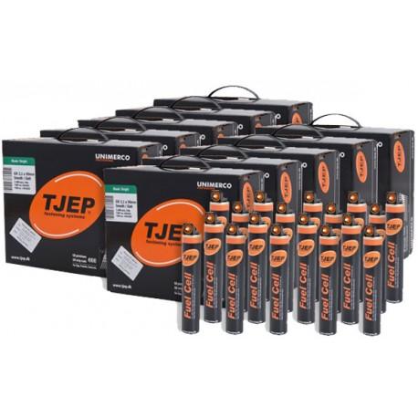 TJEP 33000 Nägel 90 mm + 36 x Gas